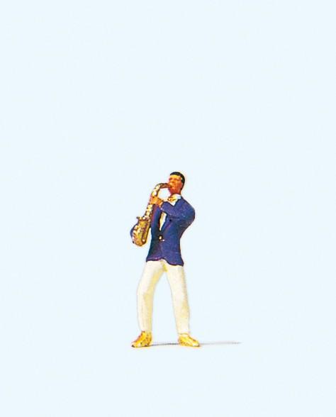 Preiser 29053 - H0 - Saxophonist