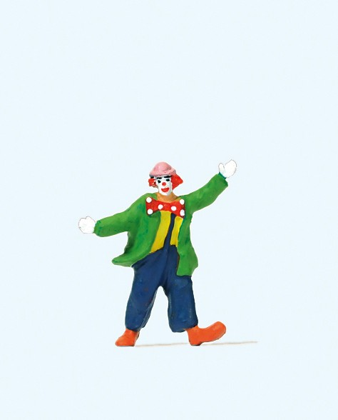 Preiser 29086 - H0 - Clown