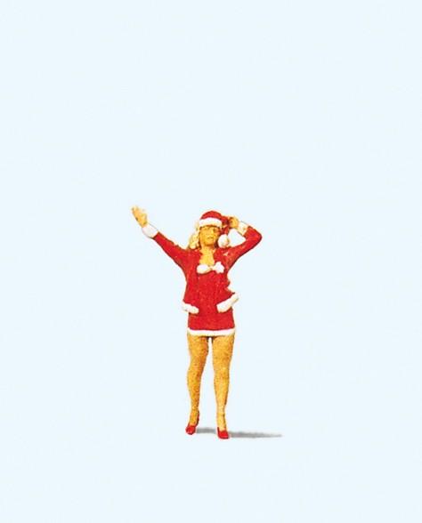 Preiser 29026 - H0 - Christmas Girl