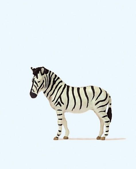 Preiser 29529 - H0 - Zebra