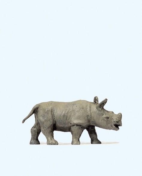 Preiser 29523 - H0 - Junges Afrikanisches Nashorn