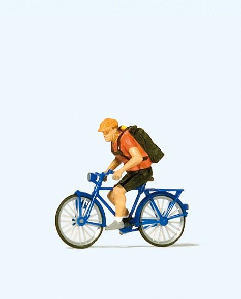 Preiser 28175 - Fahrradkurier