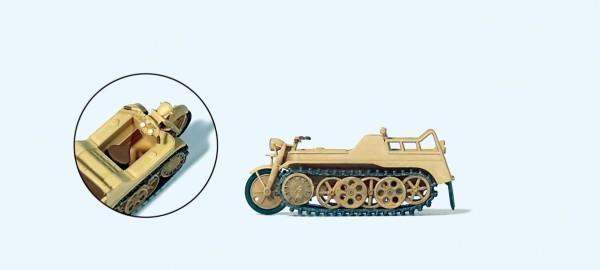 Preiser 16629 - Kleines Kettenkraftrad Typ HK 101 (Sd.Kfz. 2)