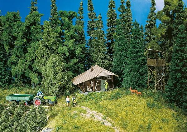 Faller 130299 - H0 - Blockhütte