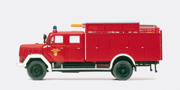 Preiser 31261 - H0 - Trocken-Tanklöschfahrzeug TroTLF 16