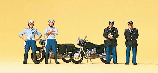 Preiser 10191 - H0 - Französische Gendarmerie