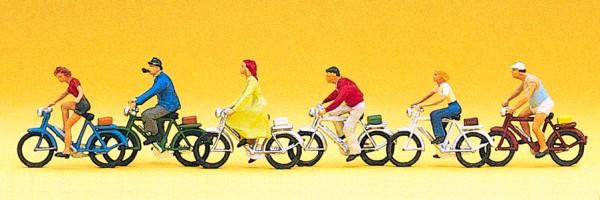 Preiser 10091 - Radfahrer