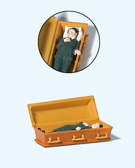 Preiser 29111 - H0 - Vampir liegend
