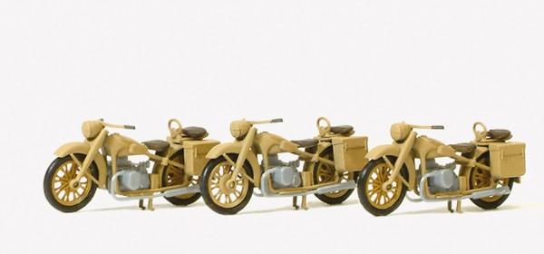 Preiser 16572 - H0 - Motorrad BMW R 12