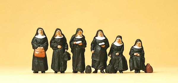Preiser 10402 - Nonnen