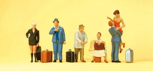 Preiser 10540 - Reisende