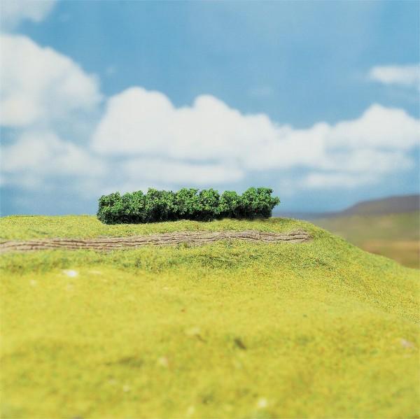 Faller 181356 - 4 PREMIUM Hecken hellgrün, 100 x 15 x 10 mm