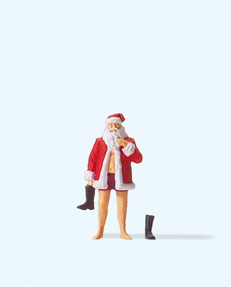 """Preiser 29099 - H0 - Weihnachtsmann """"Kopenhagen"""""""