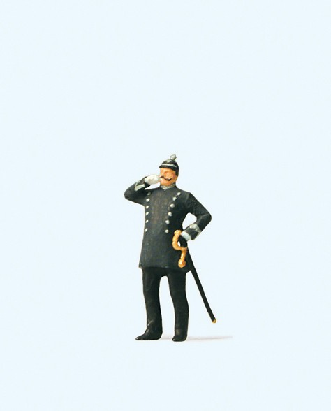 Preiser 29071 - H0 - Berliner Polizist um 1900