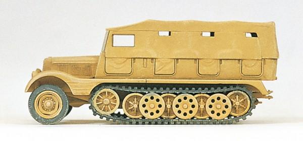 Preiser 16562 - H0 - Halbketten-Zugmaschine 3 to (SdKfz 11)