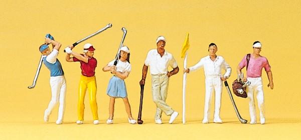 Preiser 10231 - H0 - Golfspieler