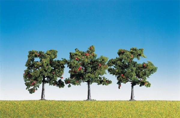 Faller 181403 - 3 Apfelbäume, 80 mm