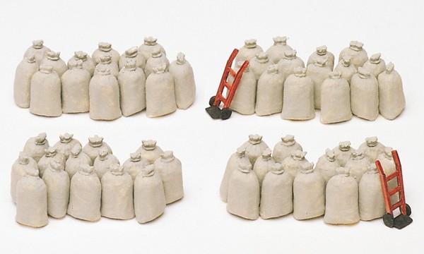 Preiser 17102 - Säcke 60 Stück