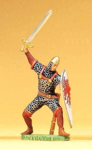 Preiser 51001 - 1:25 - Normanne mit Schwert