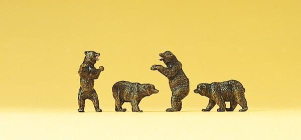 Preiser 79717 - Braunbären