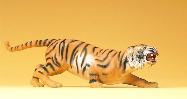 Preiser 47512 - 1:25 - Tiger angreifend
