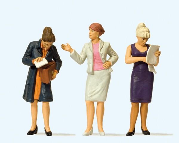 Preiser 44907 - G - Stehende Damen