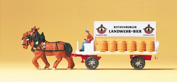 Preiser 79478 - Brauereiwagen