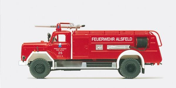 Preiser 31260 - H0 - Großtanklöschfahrzeug GTLF 6/24 (ZB 6/24)