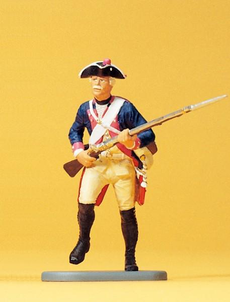 Preiser 54137 - Musketier stürmend