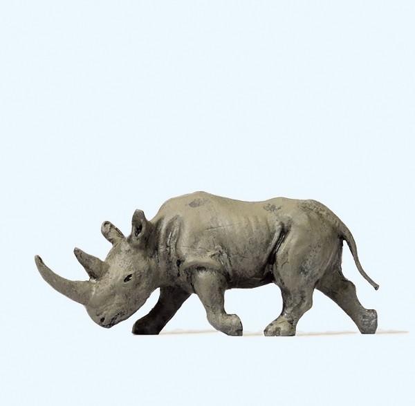 Preiser 29522 - H0 - Afrikanisches Nashorn