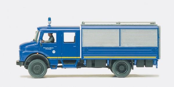 Preiser 37001 - H0 - Gerätekraftwagen GKW 72 THW