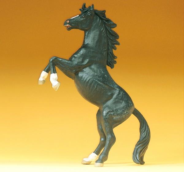 Preiser 47020 - 1:25 - Pferd steigend