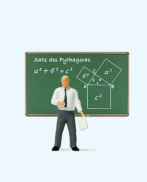 Preiser 29107 - Lehrer