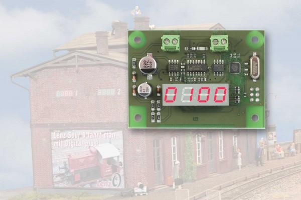 Lenz 15120 - RailCom Adressanzeige LRC120