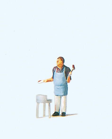 Preiser 28055 - H0 - Hobbykoch
