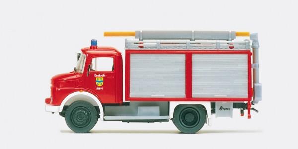 Preiser 31252 - H0 - Rüstwagen RW 1 MB LAF 911 B/32