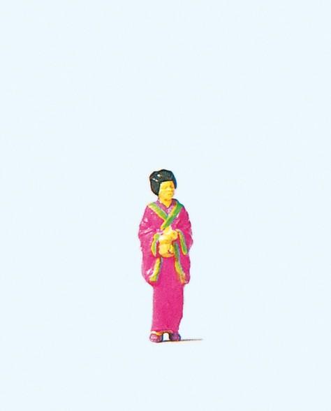 Preiser 29052 - H0 - Japanerin