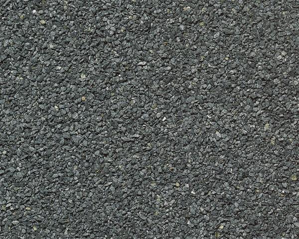Faller 171695 - PREMIUM Gleisschotter Naturmaterial dunkelgrau, 650 g