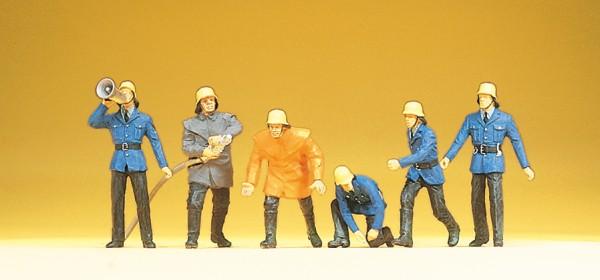 Preiser 14201 - H0 - Feuerwehrmänner