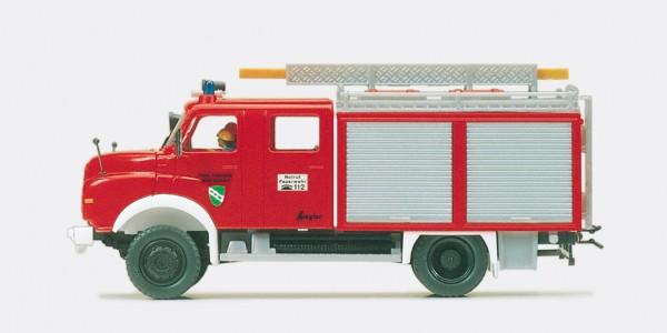 Preiser 35005 - H0 - Tanklöschfahrzeug TLF 16/25 MAN 11.129 HALF