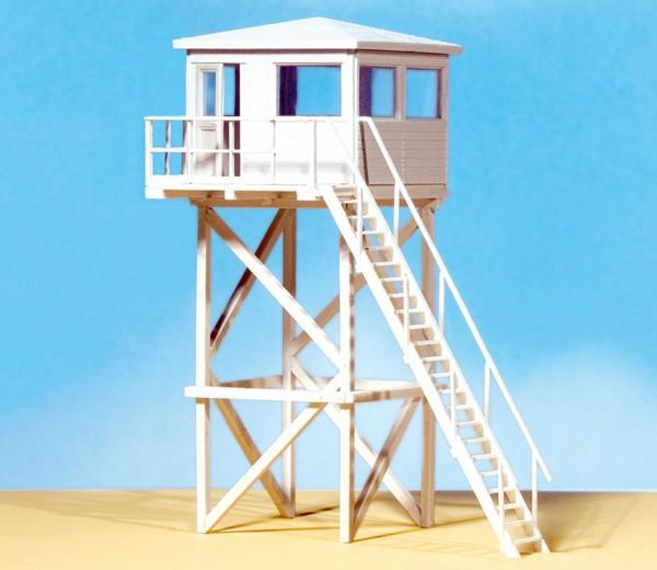 Preiser 17313 - H0 - Turm Badeaufsicht