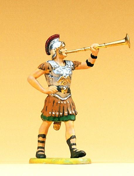 Preiser 50203 - 1:25 - Römer im Marsch mit Fanfare
