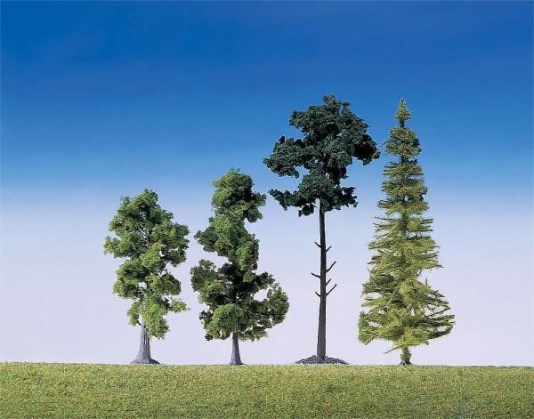 Faller 181495 - 15 Mischwaldbäume sortiert, 90 - 150 mm