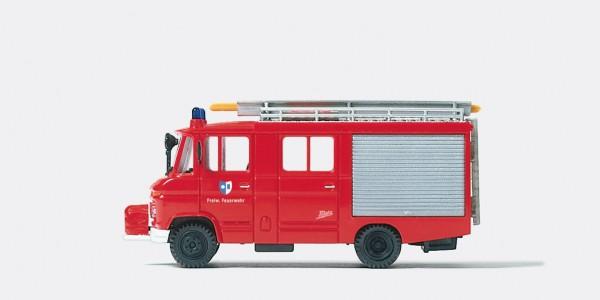 Preiser 35021 - H0 - Löschgruppenfahrzeug LF 8 Mercedes-Benz 408