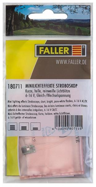 Faller 180711 - Minilichteffekte Stroboskop