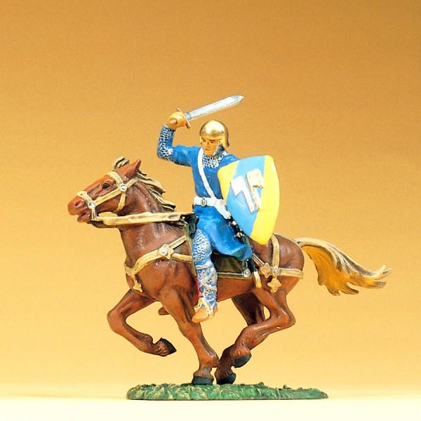 Preiser 50942 - 1:25 - Normanne reitend mit Schwert