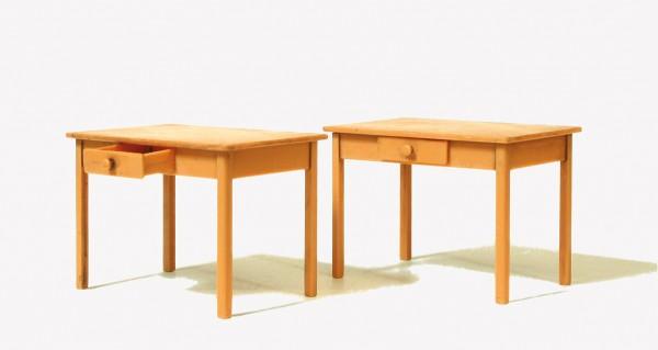 Preiser 45220 - G - Tische 2 Stück