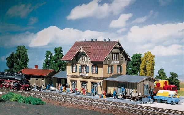 Faller 212107 - N - Bahnhof Güglingen