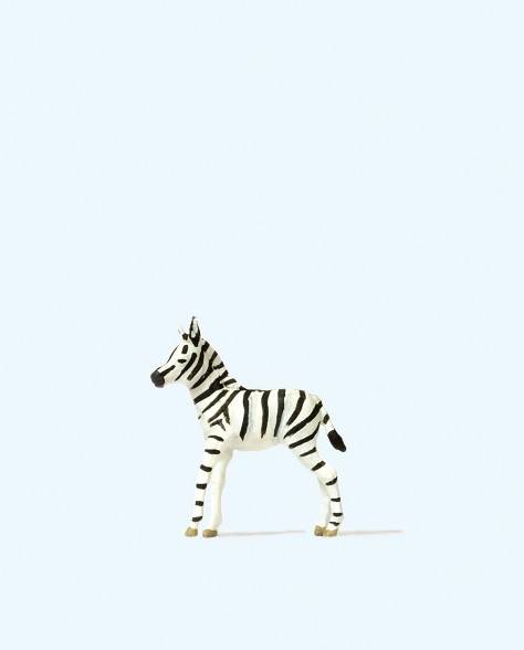 Preiser 29504 - H0 - Junges Zebra