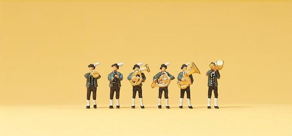 Preiser 79121 - Bayerische Musikanten